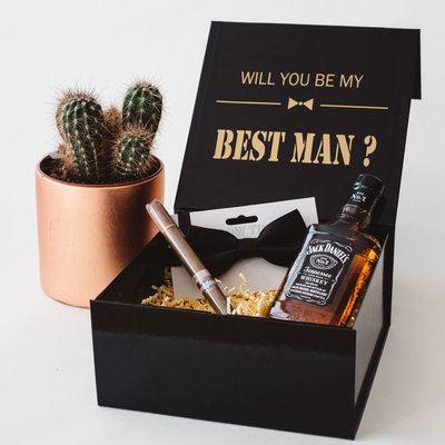 The Wedding & Party Shop Best Man Box