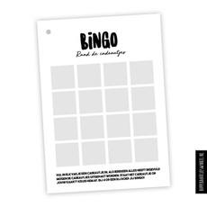 Hippekaartjes.nl Babyshower boek invulkaarten (25st.)