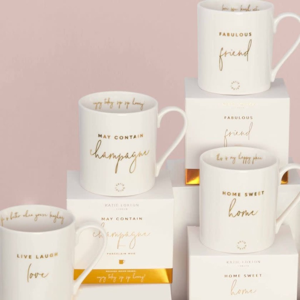Katie Loxton Gift Boxed Mug - Fabulous friend
