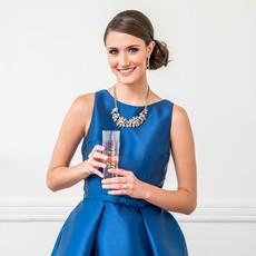 Weddingstar Bride - champagneglas