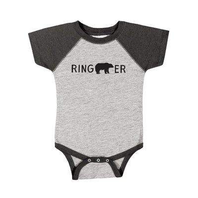 Weddingstar Ring Bearer - Baby romper