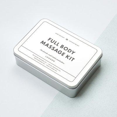 Men's Society Men's Society | Full body masage kit