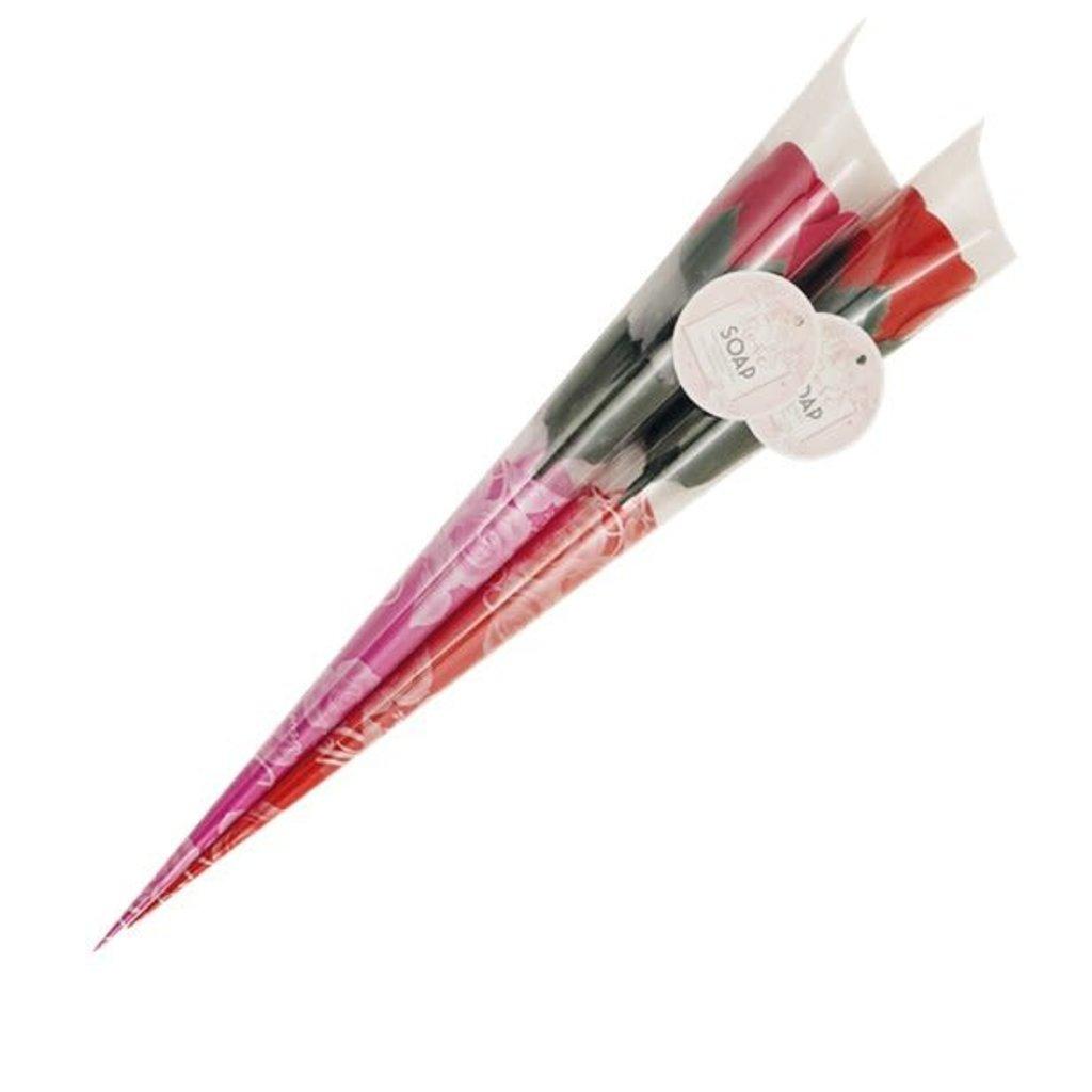 Valentijn zeep roos