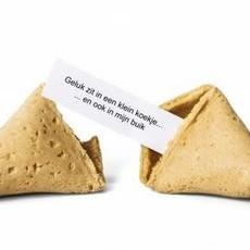 Fortune cookie - Geboorte