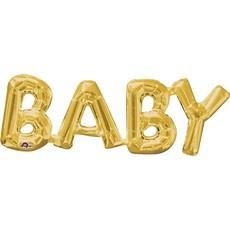 Folieballon - BABY