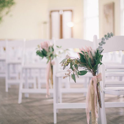 Verhuur - Wedding Chair