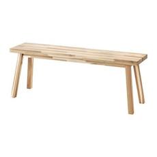 Verhuur - Ceremoniebankje (hout)