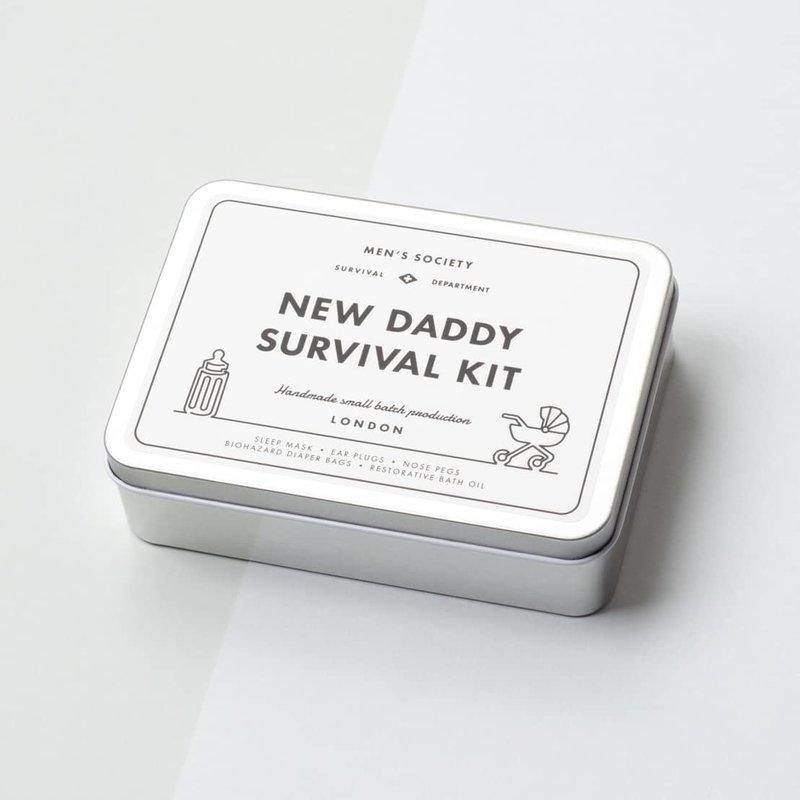 Men's Society Men's Society | New daddy survival kit