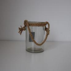 Verhuur - Glazen flesjes en bokalen
