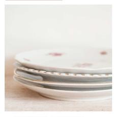 Verhuur - Vintage dessertborden