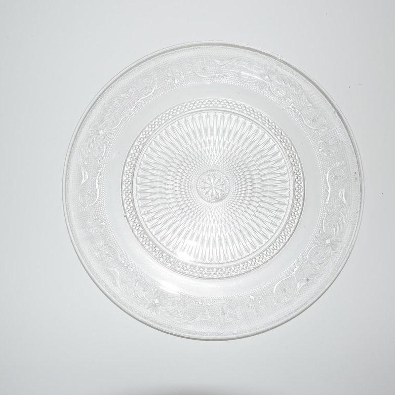 Verhuur - Glazen onderbord