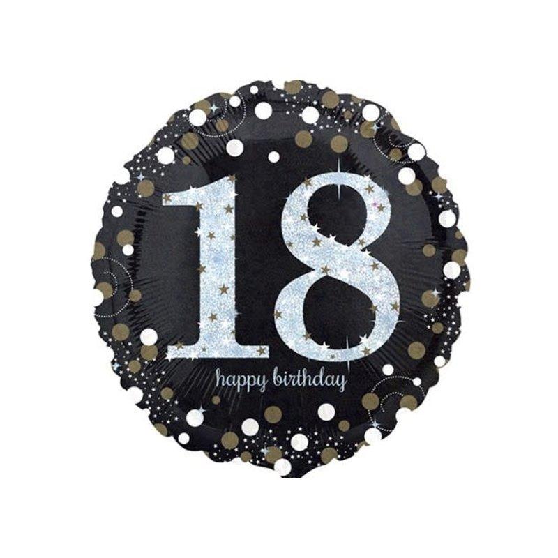 Sempertex Glitter Happy Birthday 18