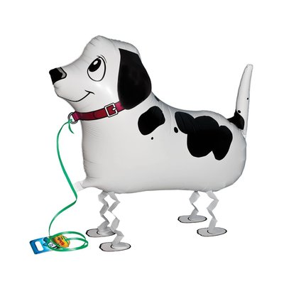 "Qualatex Pet Walker - Folieballon - Hond (25""/64cm)"
