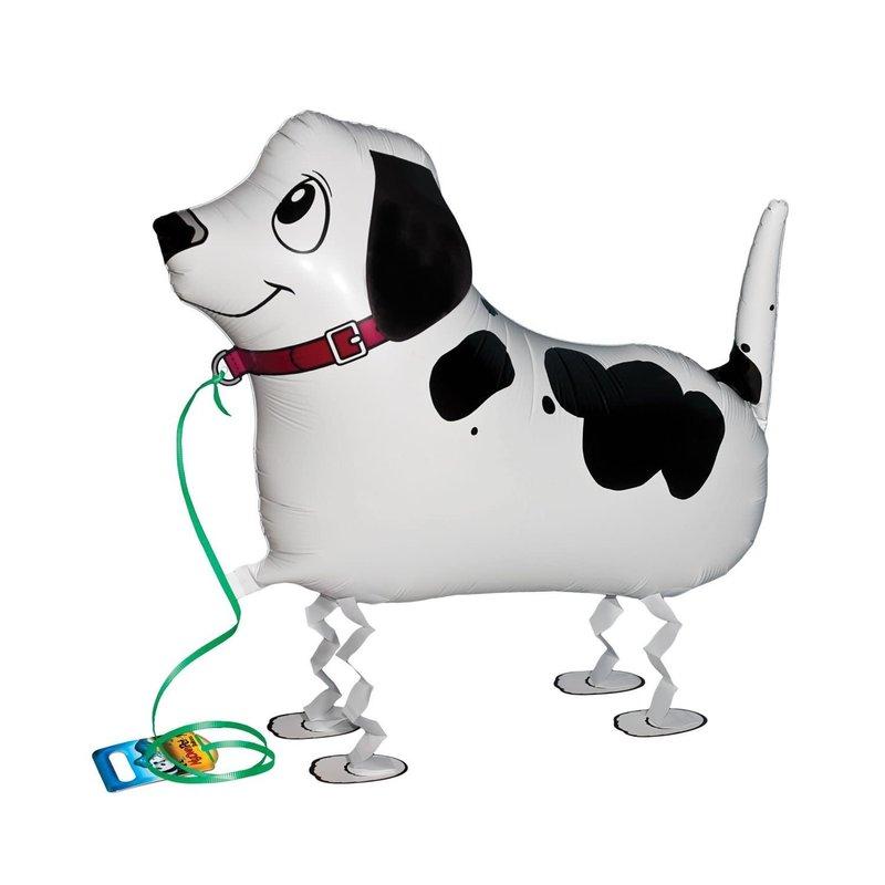 """Qualatex Pet Walker - Folieballon - Hond (25""""/64cm)"""