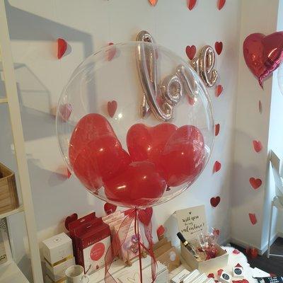 Deco Bubble ballon (50cm)
