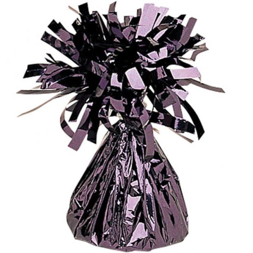 Folie ballongewicht (zwart)