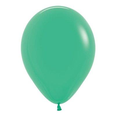 Sempertex Groene ballonnnen 30cm (10st.)