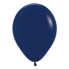 Sempertex Marineblauwe ballonnen 30cm (10st.)