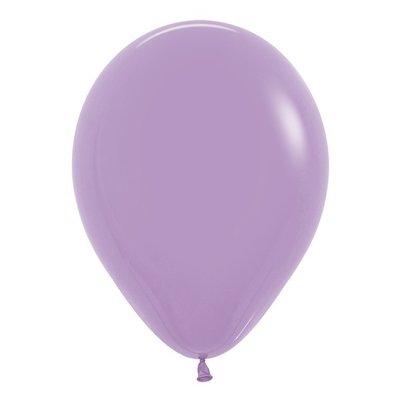Sempertex Lila ballonnen 30cm (10st.)