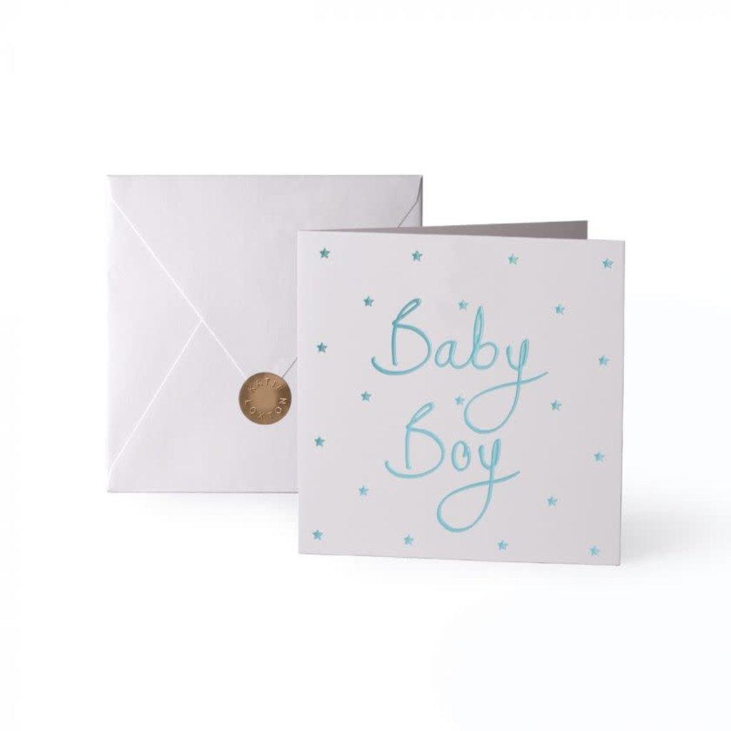 Katie Loxton Wenskaart - Baby Boy