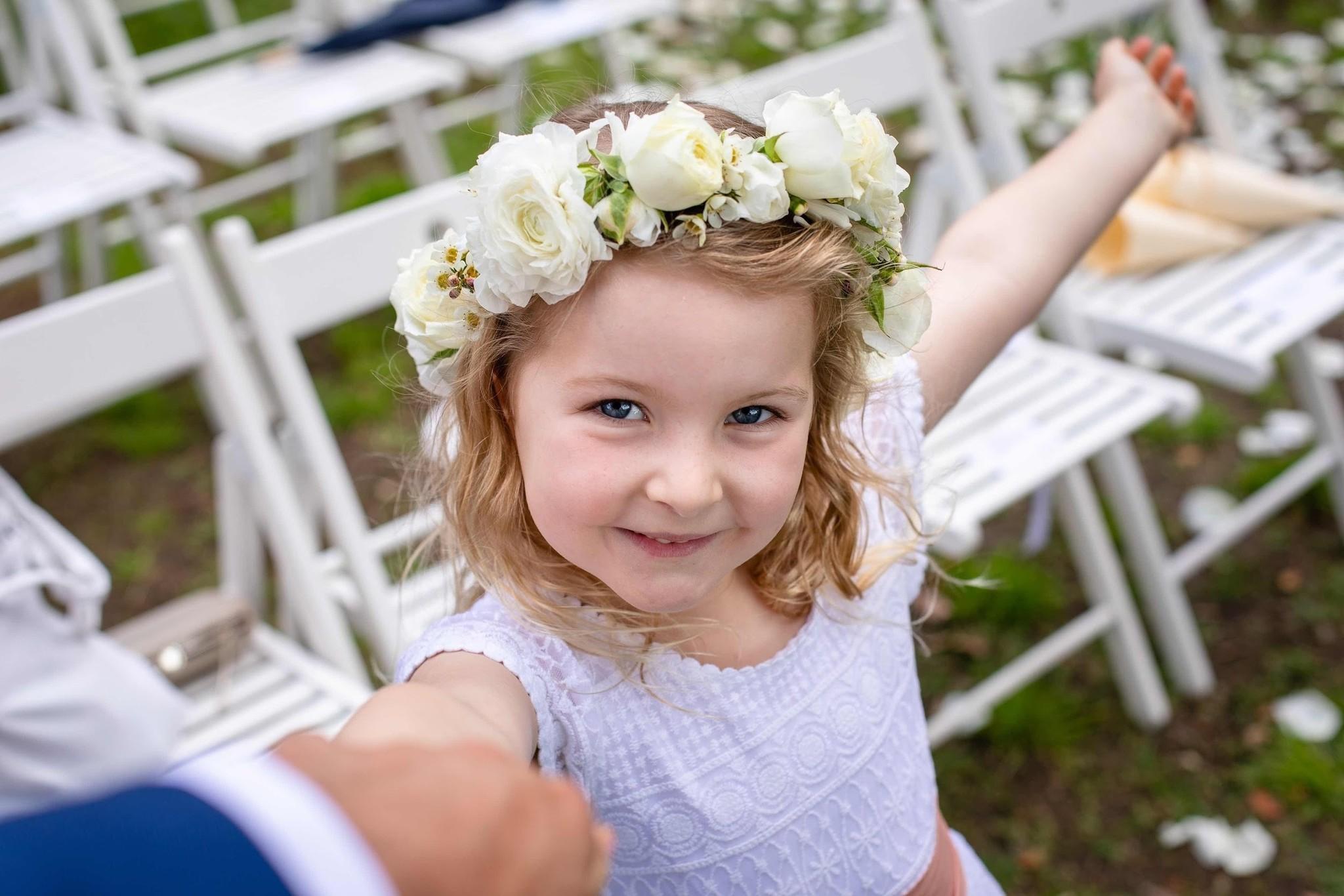 De voordelen van het hebben van een babysitter tijdens je bruiloft