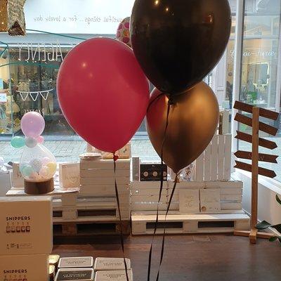 Balloon Bar - Ballonnenbundel 3