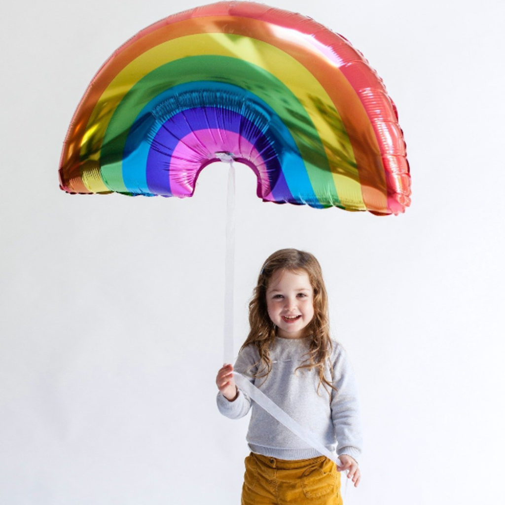 "Anagram Rainbow - Folieballon (36""/90cm)"