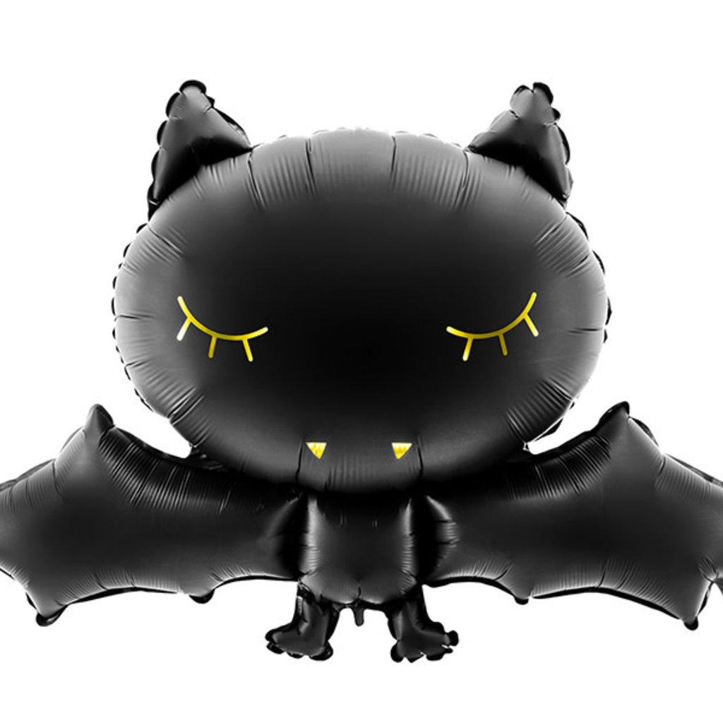 Halloween - Folieballon - Vleermuis