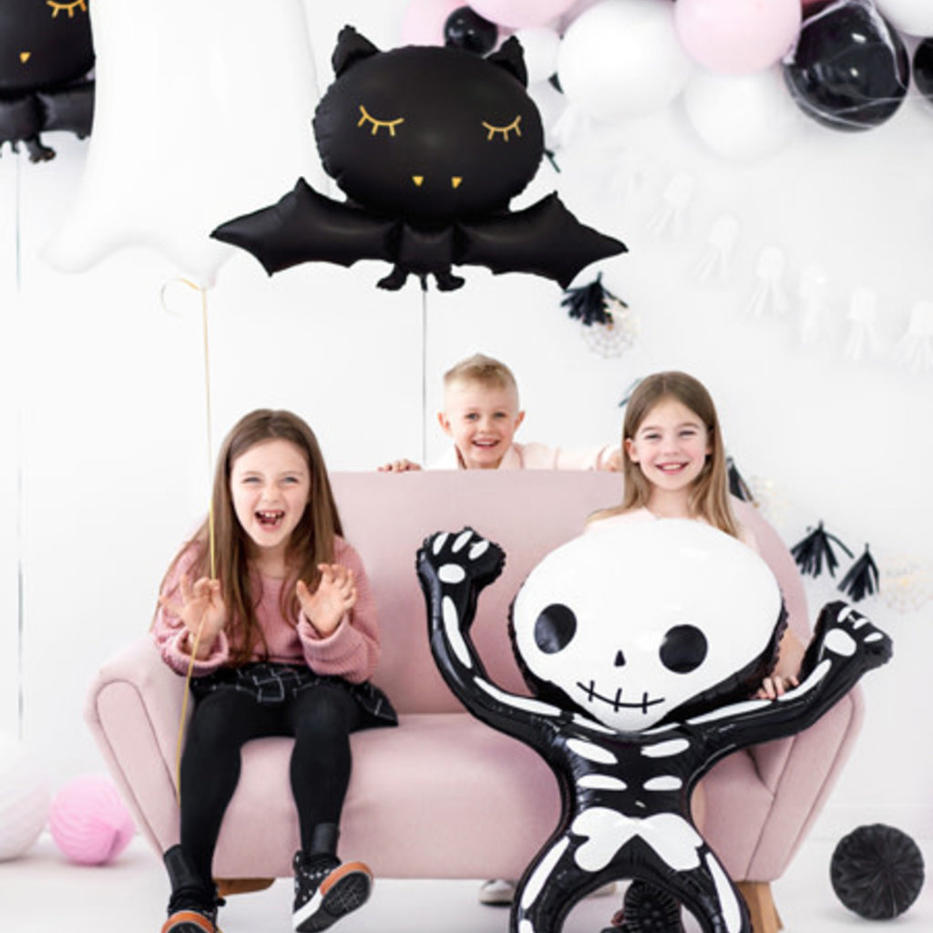 Halloween - Folieballon - Skelet