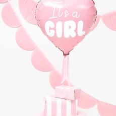 It's a girl - Folieballon (45cm)