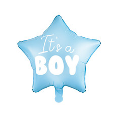 It's a boy - Folieballon (48cm)