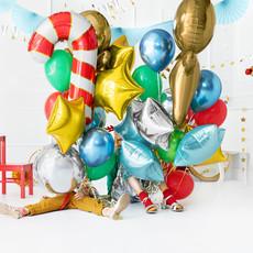 Partydeco Rendier - Folieballon