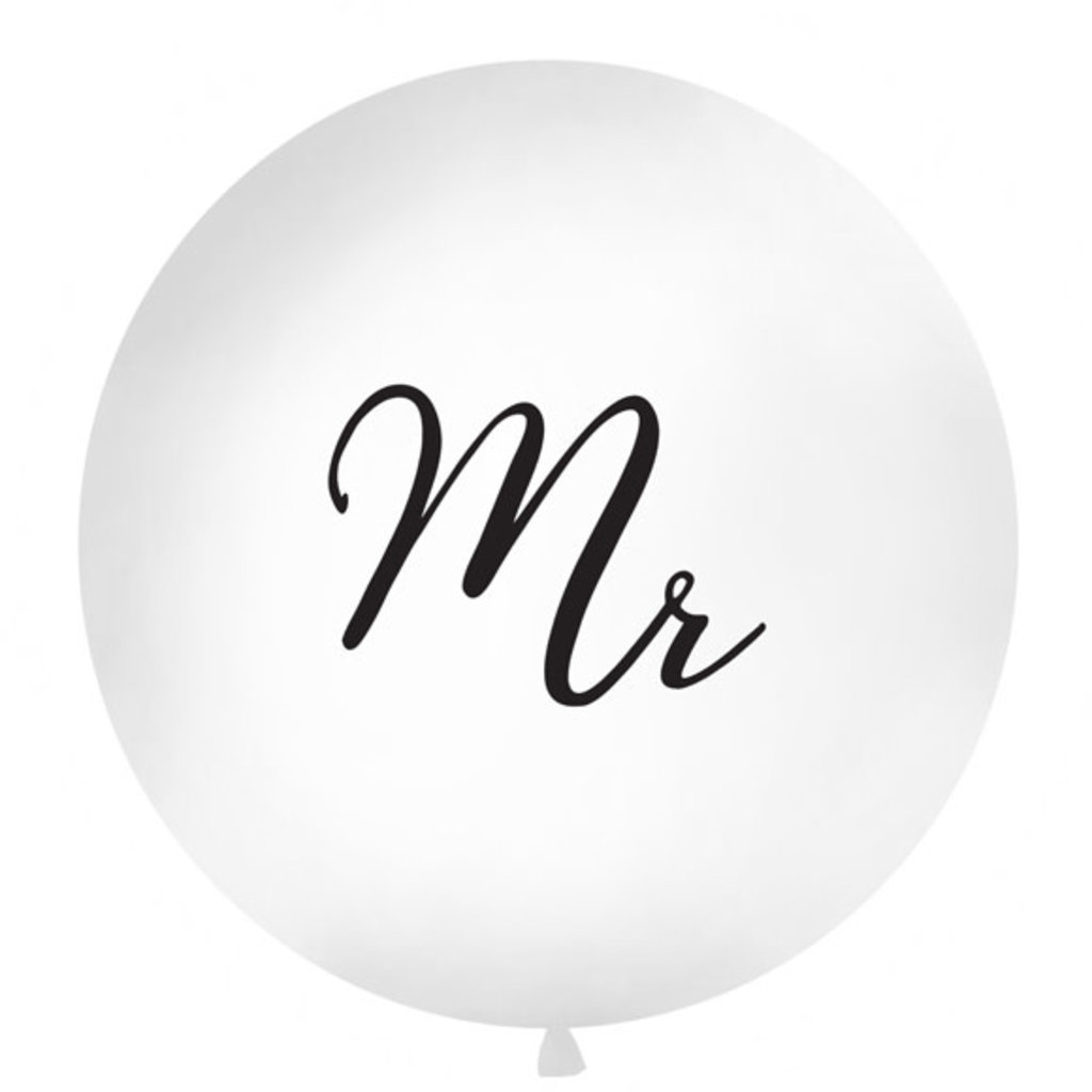 Megaballon - Mr (1m)