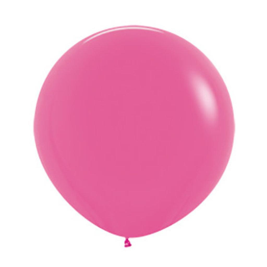 Megaballon - Fushia (60cm)