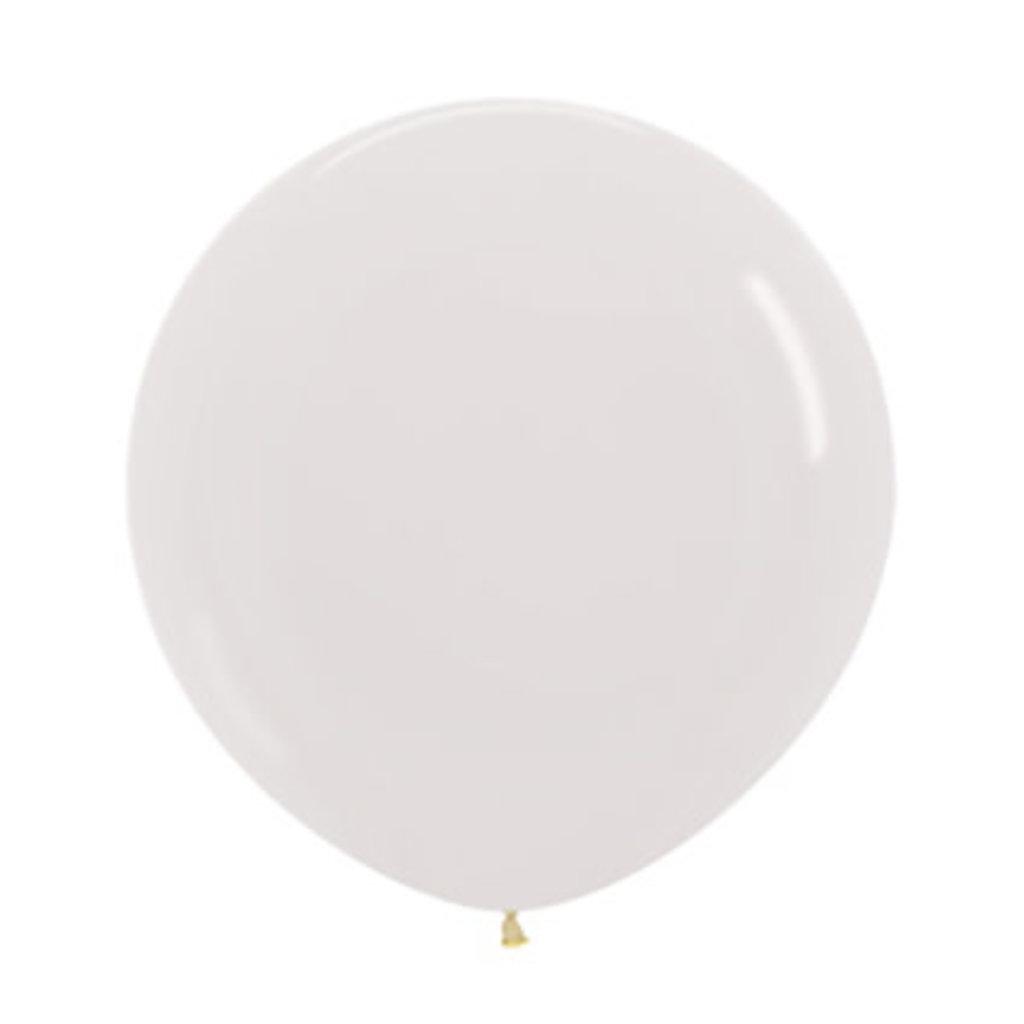 Megaballon - Doorzichtig (60cm)