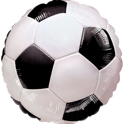 Qualatex Voetbal - Folieballon (45cm)