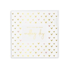 Katie Loxton XL - Wenskaart | With love on your wedding day