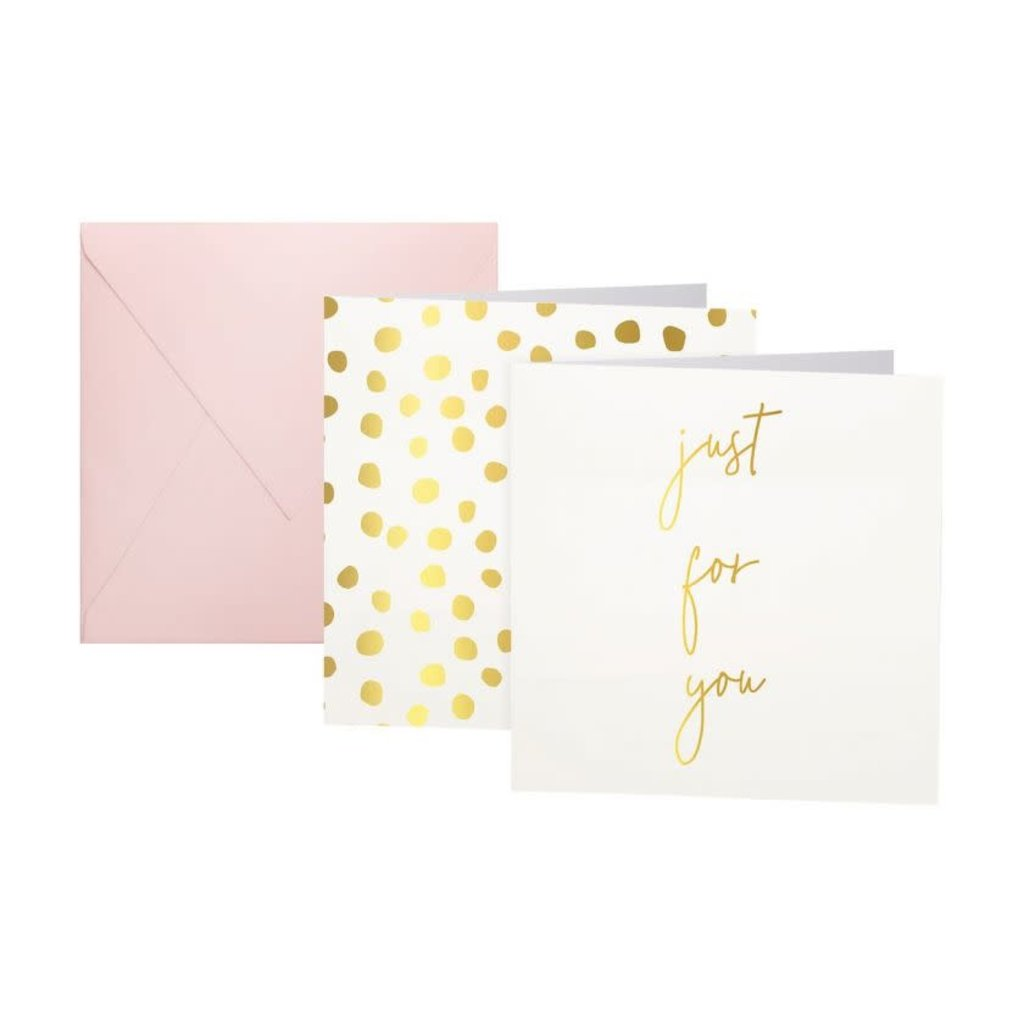 Katie Loxton Mini - kaart - just for you