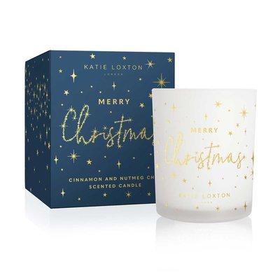 Katie Loxton Kaars - Merry Christmas