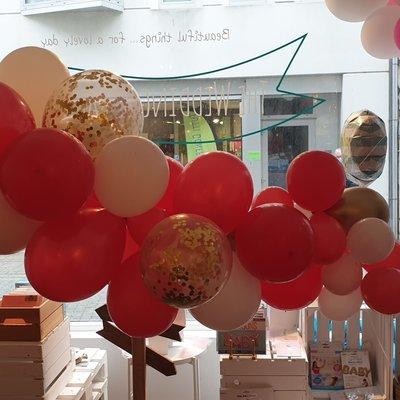 Balloon Bar - Ballonnenslinger 2m