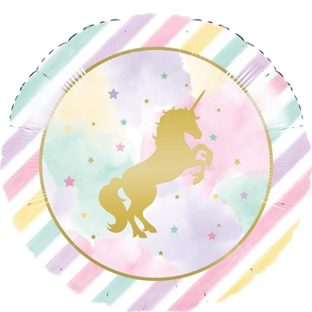 Unicorn Sparkle - Folieballon (45cm)
