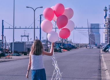 Ballonnenbundels
