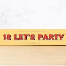 Toblerone Toblerone Chocolade - 18 Let's party