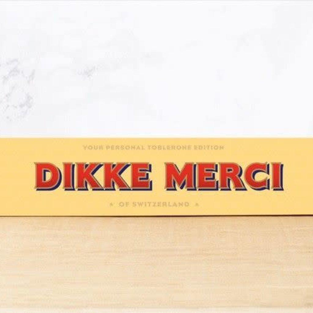 Toblerone Toblerone Chocolade - Dikke merci