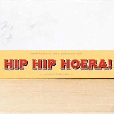 Toblerone Toblerone Chocolade - Hip Hip Hoera