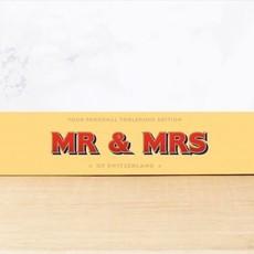 Toblerone Toblerone Chocolade - Mr & Mrs