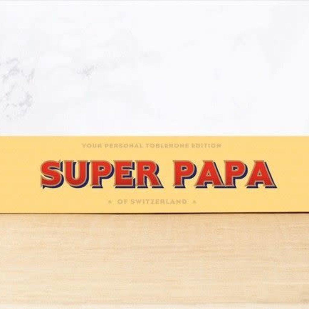 Toblerone Toblerone Chocolade - Super papa