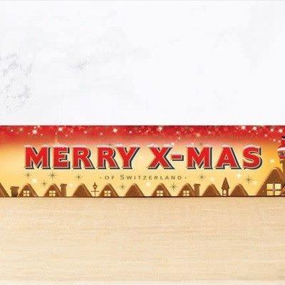 Toblerone Toblerone Chocolade - Merry X-Mas