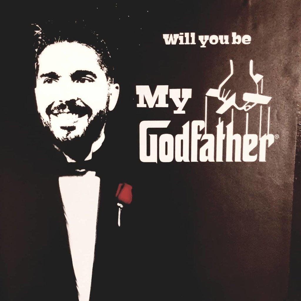 the wedding agency Box - The Godfather