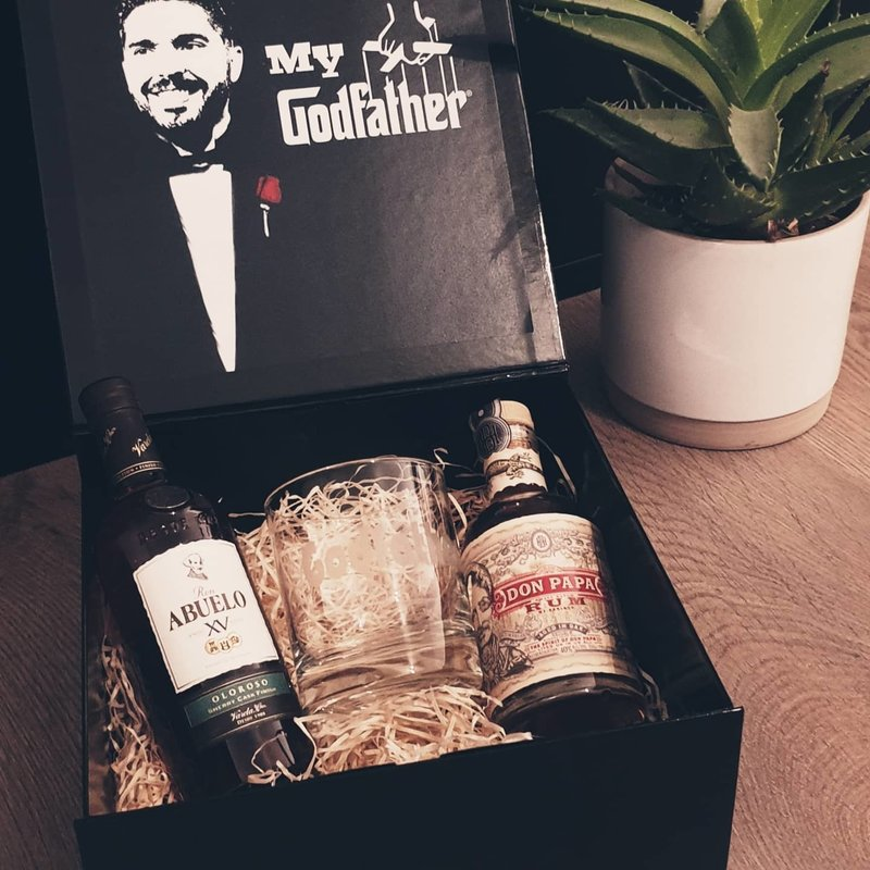 The Wedding & Party Shop Box - The Godfather